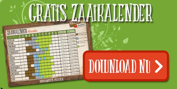 Download Zaaikalender